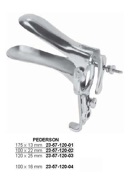 Вагинальное зеркало cusco 75х32 мм